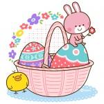 春のお祭りイースターとはどんな意味がある?なぜうさぎと卵なのか