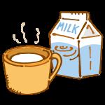 ホットミルクを飲むと睡眠効果あり?ホットミルクの効果について
