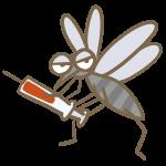 蚊に刺されやすい体質とは?対策6つと刺された後の対処法3つ