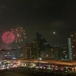 東京湾花火大会2016は中止に…中止の理由はやっぱりオリンピック?