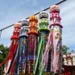 仙台七夕祭り2016年の日程は?見どころや駐車場について