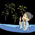 安倍川花火大会2016の日程や屋台はある?穴場スポット3選