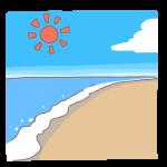 和歌山県の海開き2016年はいつから?白良浜はGW中に泳げる!