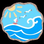 内海海水浴場2016の海開きはいつ?海の家やアクセス方法について