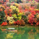 嵐山の紅葉2016の見頃の時期は?紅葉のライトアップはココがお勧め