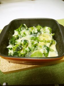 チーズブロッコリー