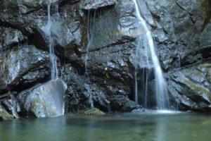 幻の滝(小沢又の滝)
