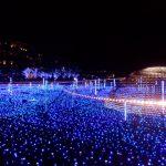 東京ミッドタウンイルミネーション2016の開催期間や点灯時間は?