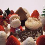 ホットケーキミックスで簡単にクリスマスケーキが作れる!レシピ12選