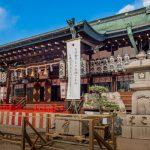 大阪天満宮の初詣2017混雑する時間や空いている時間は?屋台はある?