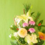 お正月に飾る花の意味や飾る時期は?簡単な生け方はある?