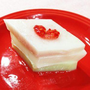 粉ミルクひし餅