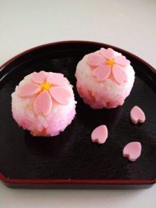 和菓子みたいな手まり寿司